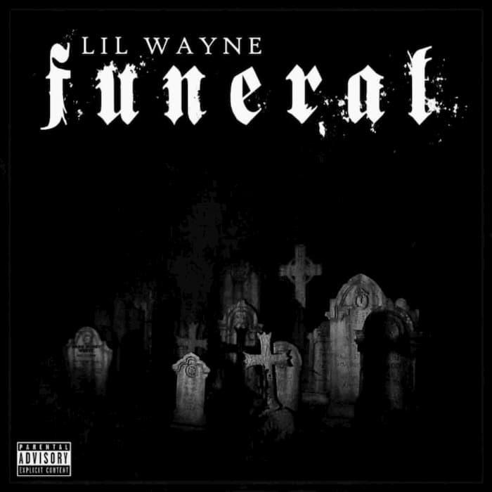 Lil Wayne 'Funeral' la portada del disco