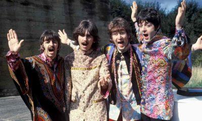 Los Beatles en el Magical Mistery Tour