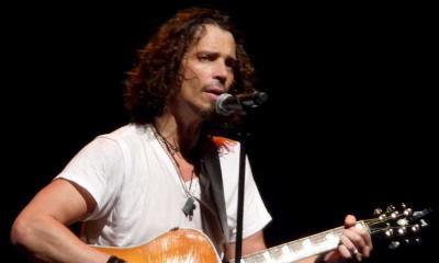 Chris Cornell en 2009