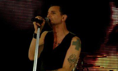 Depeche Mode en concierto en 2019