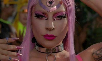 Lady Gaga como Sailor Moon en Stupid Love