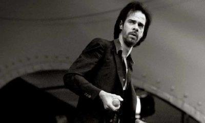 Nick Cave en 2001