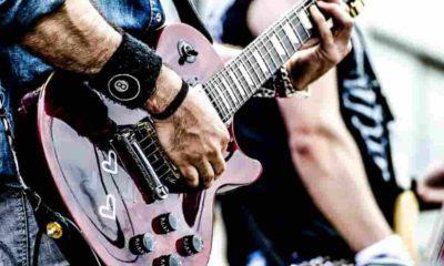 Rock n 'roll robot inteligencia artificial entre guitarras y distorsionadores